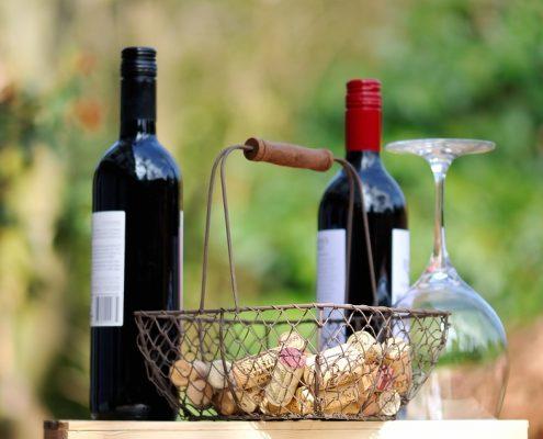 box de vin